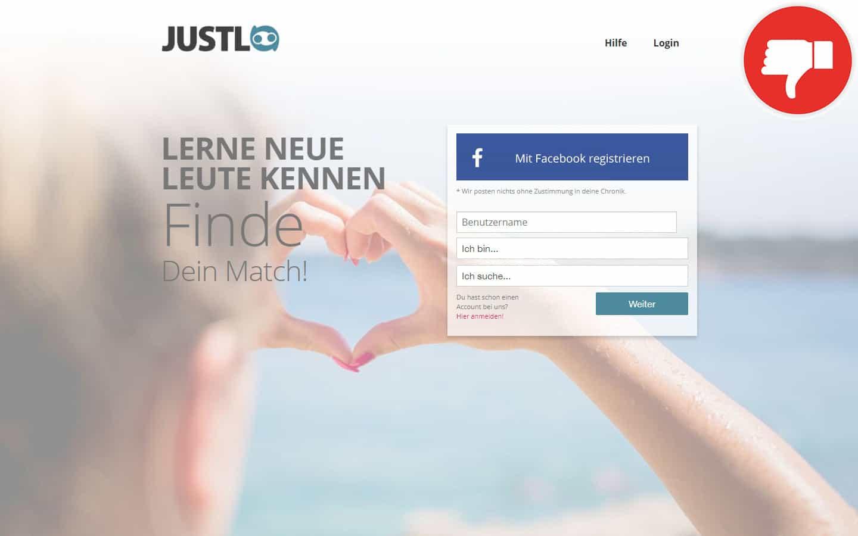 Testbericht - Justlo.de Abzocke