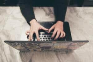Chatten in Mails und Apps