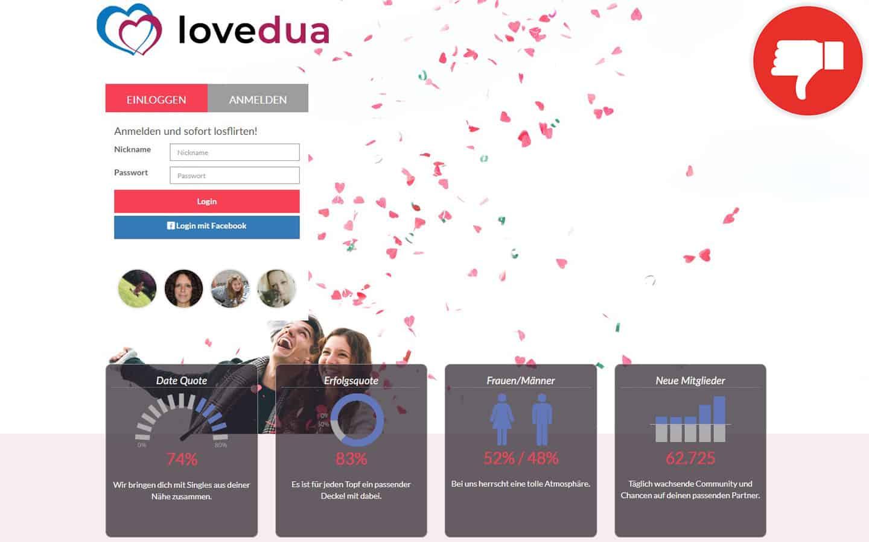 LoveDua.de Erfahrungen Abzocke