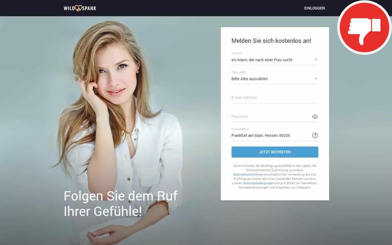WildSpank.com Erfahrungen Abzocke