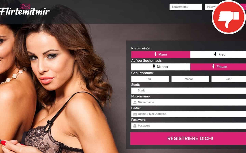 FlirteMitMir.com Erfahrungen Abzocke