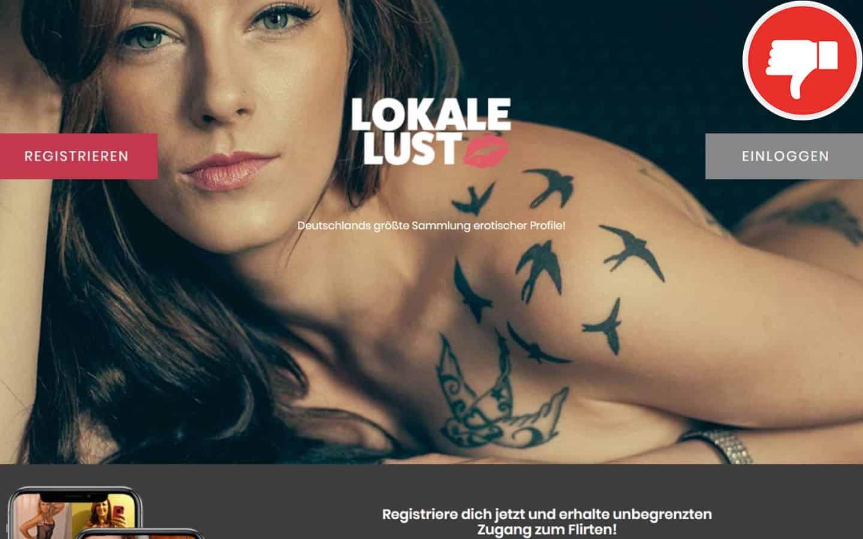 LokaleLust.com Erfahrungen Abzocke