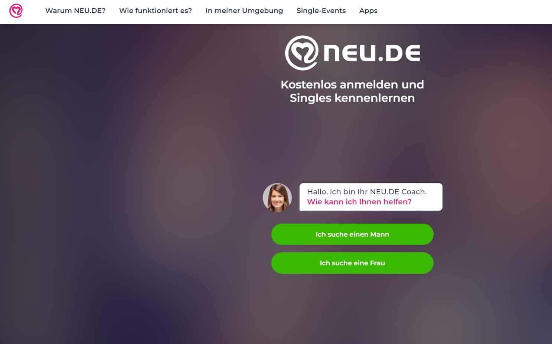 Testsieger: Neu.de - Singlebörse