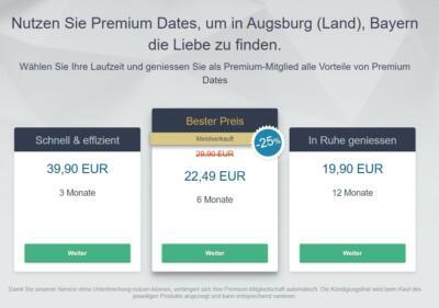 Premium Dates - Kosten