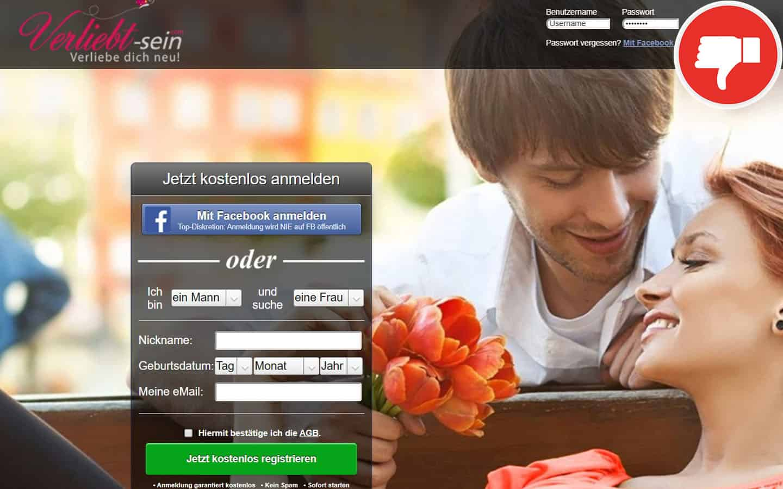 Verliebt-Sein.com Erfahrungen Abzocke