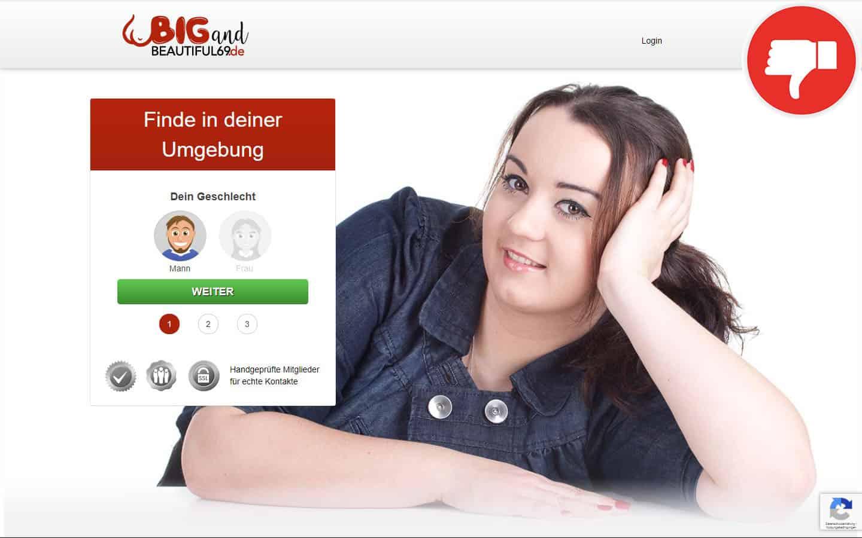 BigAndBeautiful69.de Erfahrungen Abzocke