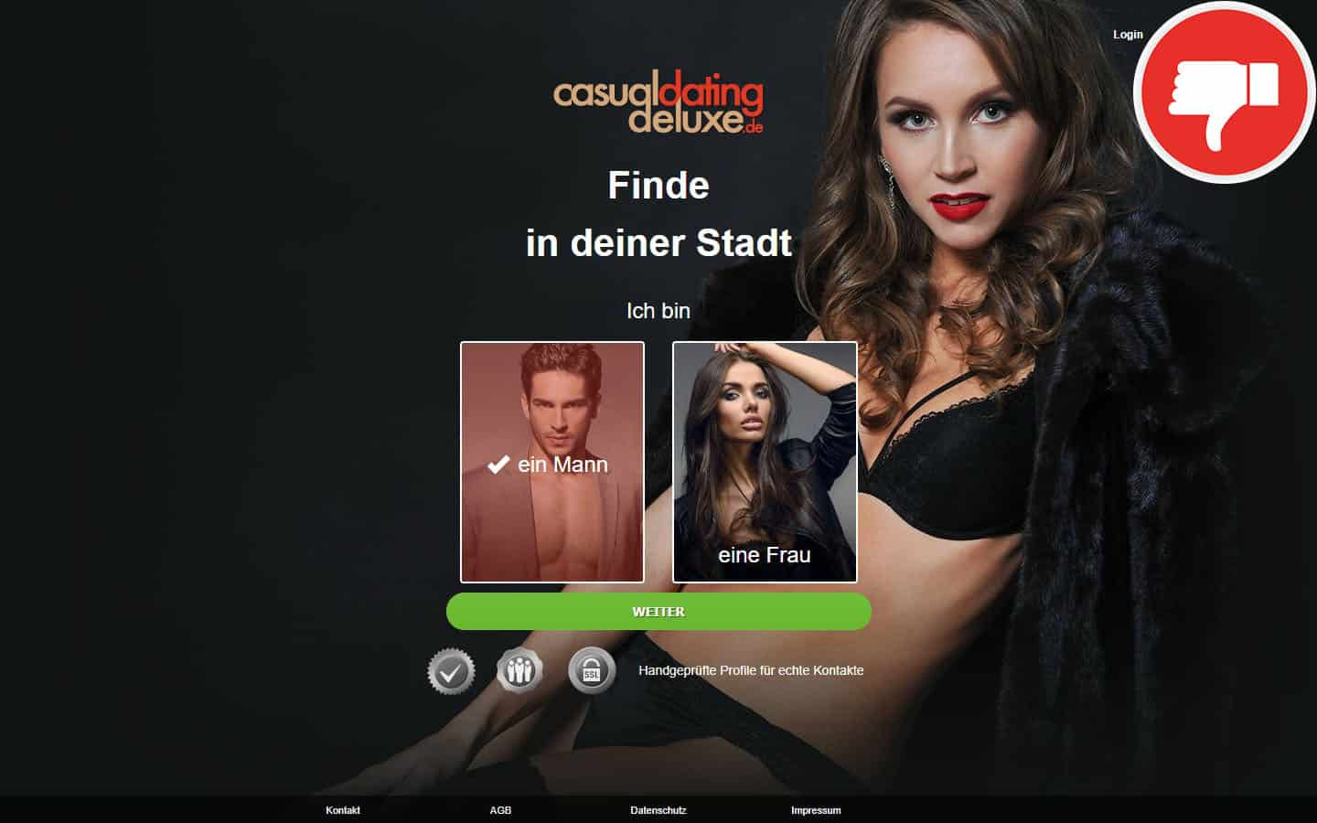 Casual dating gute seiten