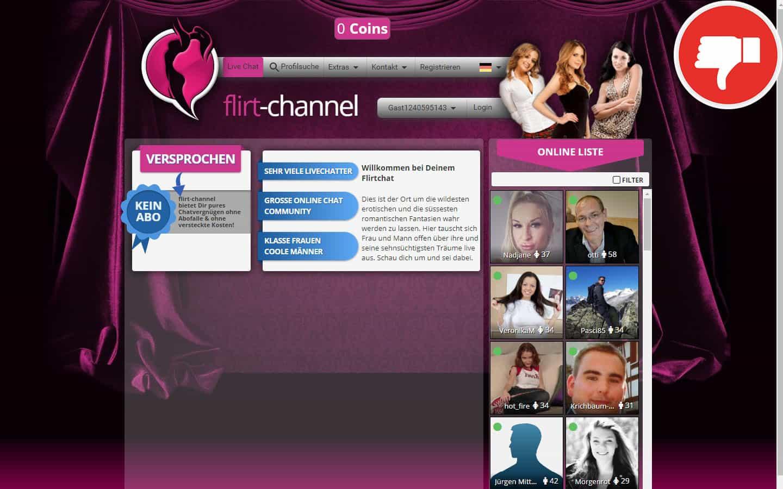 Flirt-Channel.Com