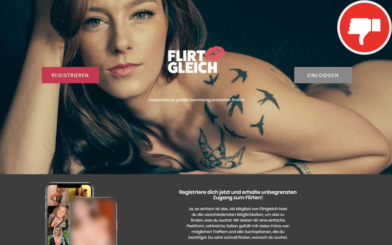 FlirtGleich.com Erfahrungen Abzocke