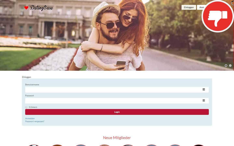 DatingOase.de Erfahrungen Abzocke