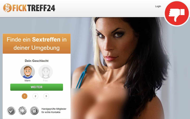 Fick-Treff24.com Erfahrungen Abzocke