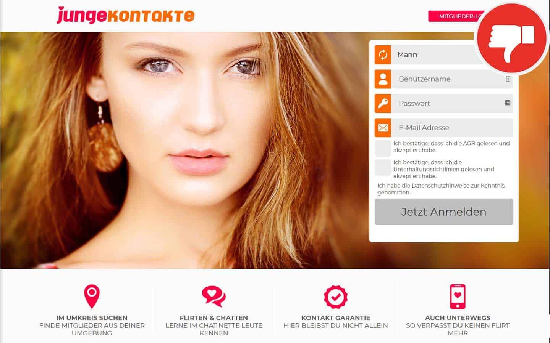 JungeKontakte.com Erfahrungen Abzocke