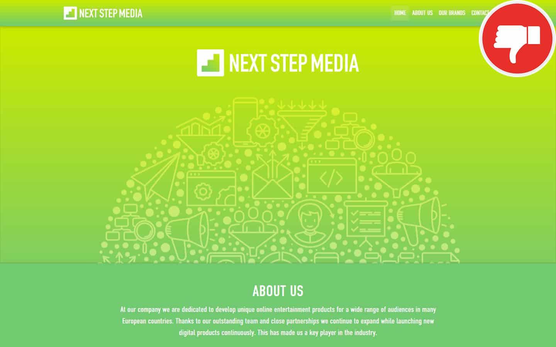 Next Step Media B.V. Erfahrungen