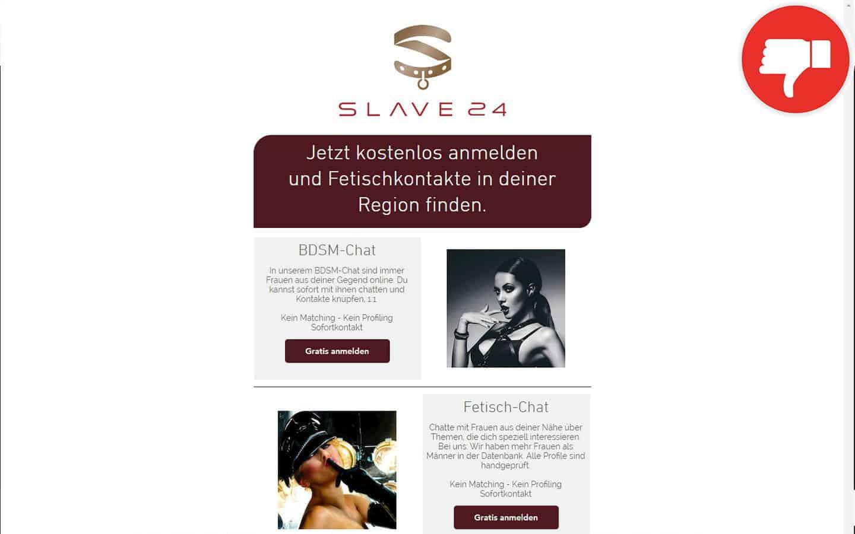 Slave-24.com Erfahrungen Abzocke