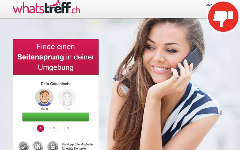Testbericht - whatstreff.ch Abzocke
