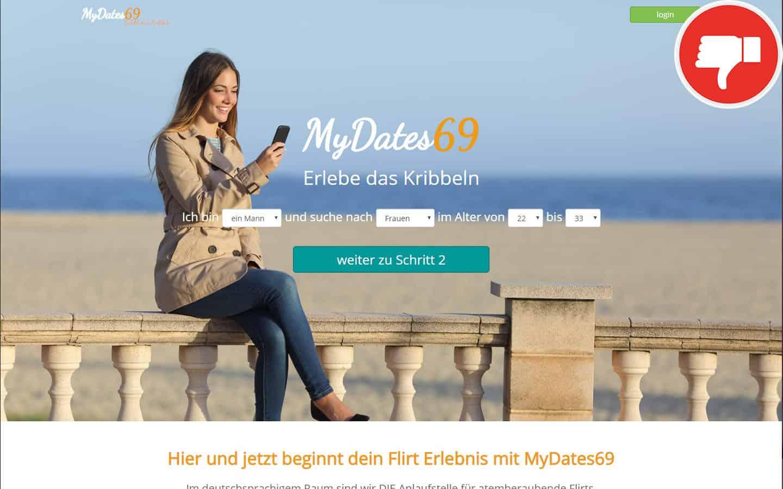 MyDates69.eu Erfahrungen Abzocke