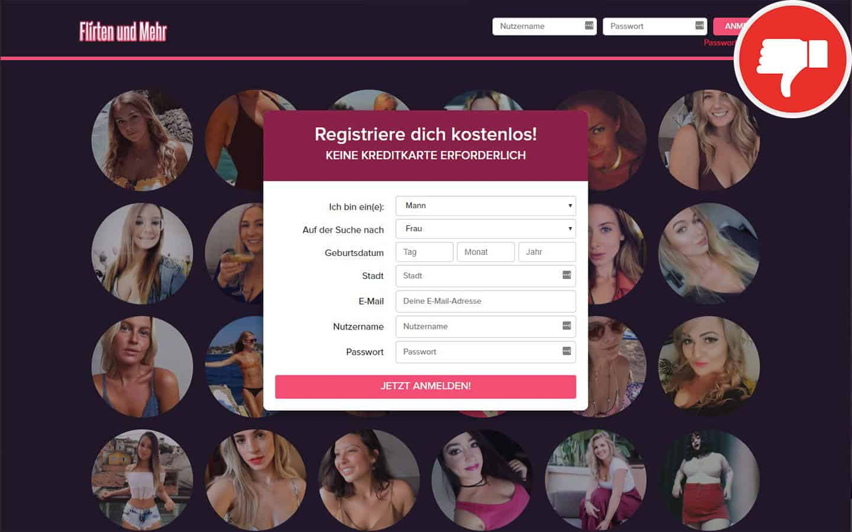 FlirtenUndMehr.com Erfahrungen Abzocke
