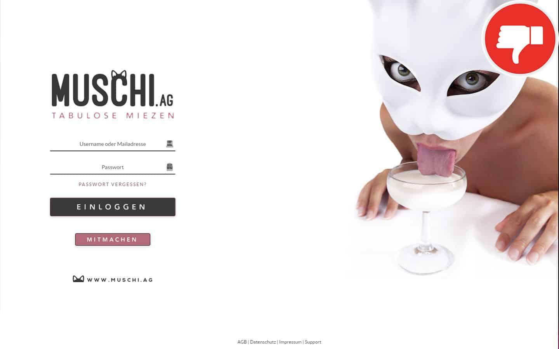 Muschi.ag Erfahrungen Abzocke