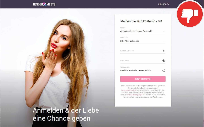 TenderMeets.com Erfahrungen Abzocke