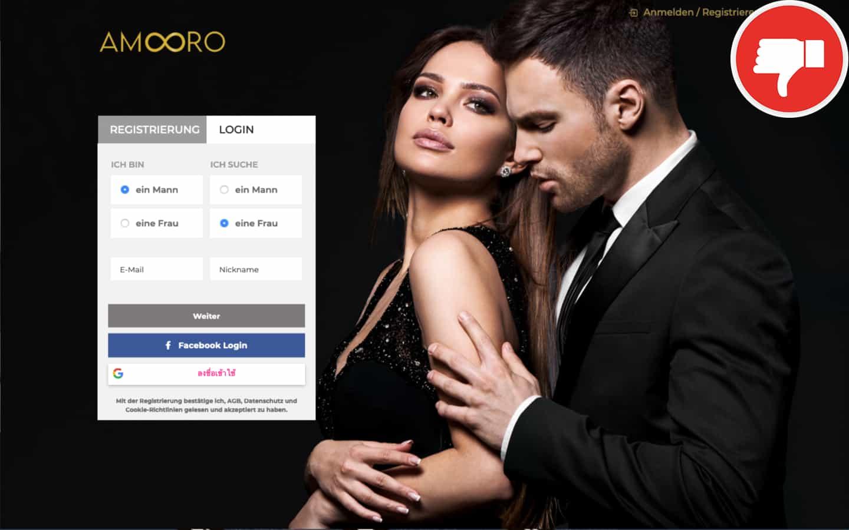 Amooro.net Erfahrungen Abzocke