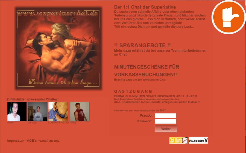 SexPartnerChat.de Abzocke