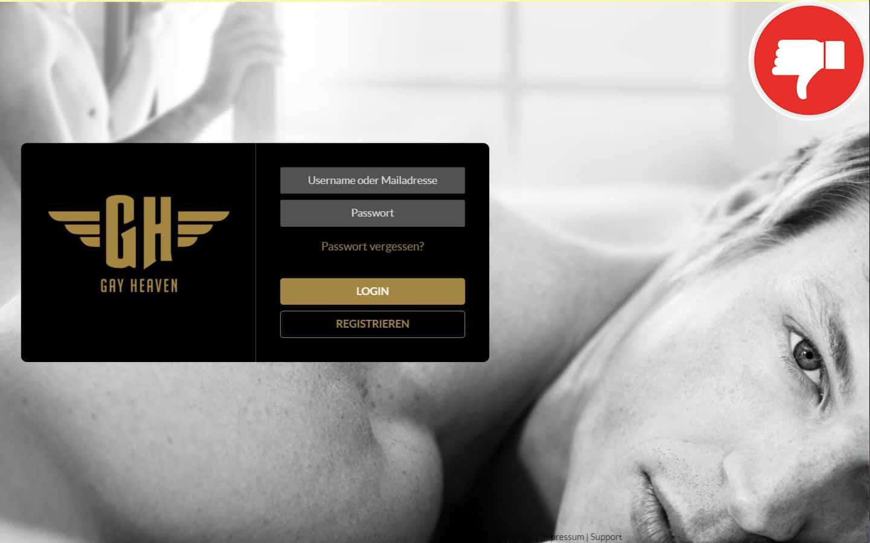 GayHeaven.net Erfahrungen Abzocke