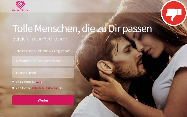 WenKennIch.de Erfahrungen Abzocke