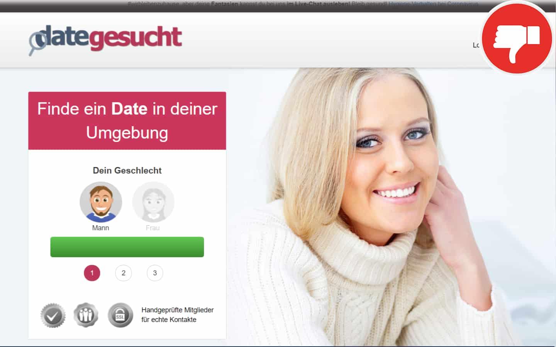DateGesucht.net Erfahrungen Abzocke