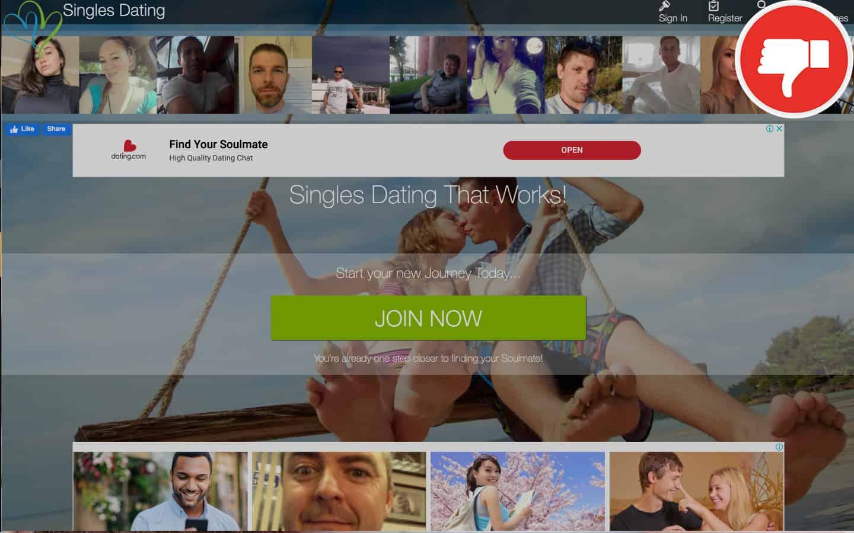 Singles.dating Erfahrungen Abzocke
