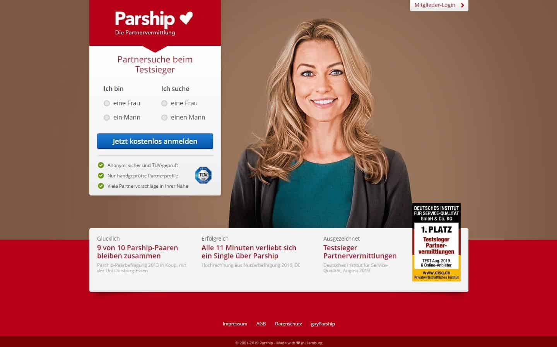 bewertung partnervermittlung online mit anderen frauen treffen