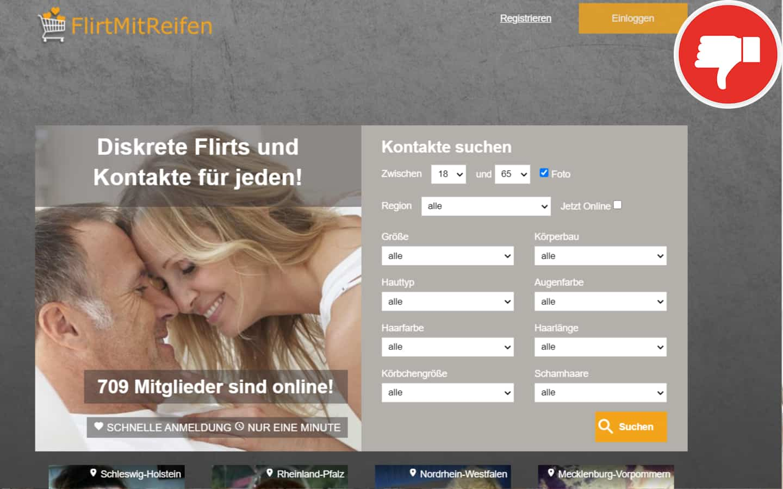 FlirtMitReifen.com Erfahrungen Abzocke