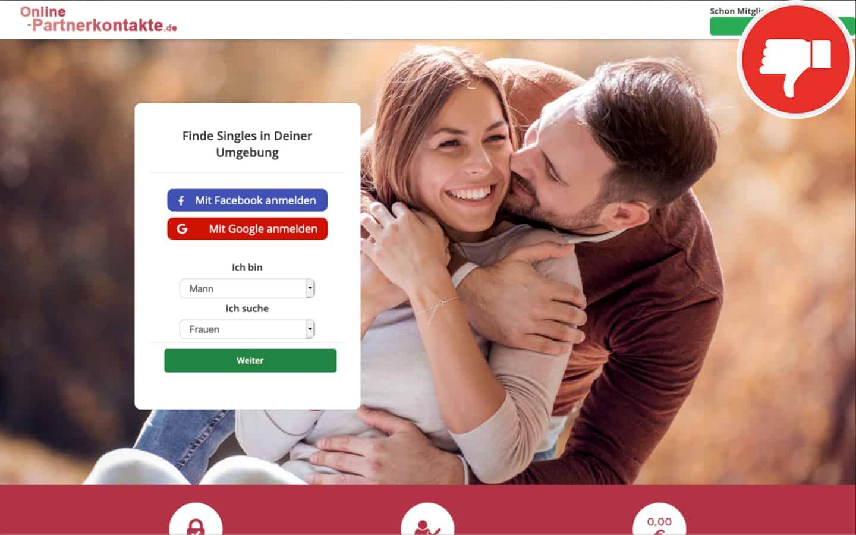 Online-PartnerKontakte.de Erfahrungen Abzocke