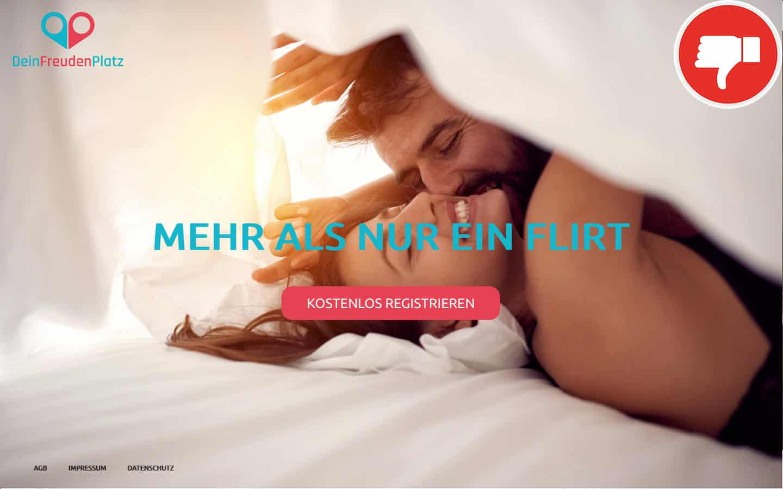Testbericht - DeinFreudenPlatz.de Abzocke