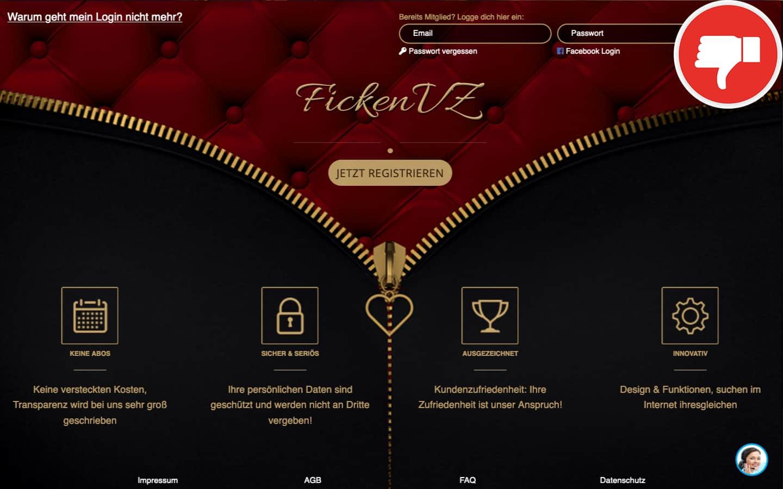 FickenVZ.net Erfahrungen Abzocke