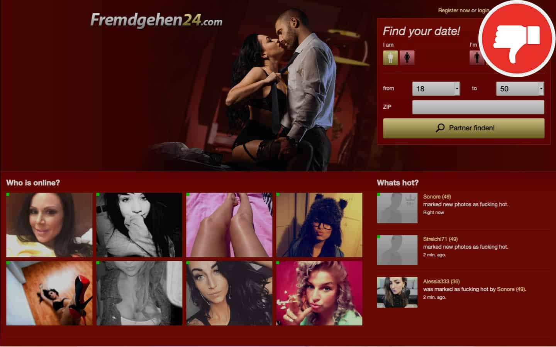 FremdGehen24.com Erfahrungen Abzocke