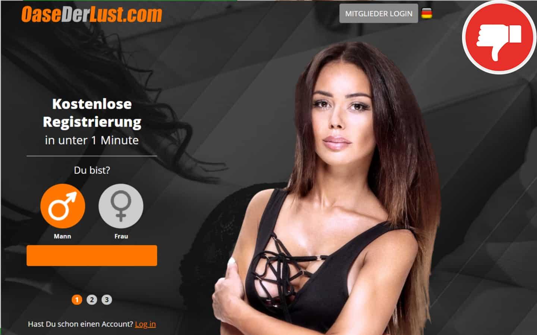 OaseDerLust.com Erfahrungen Abzocke