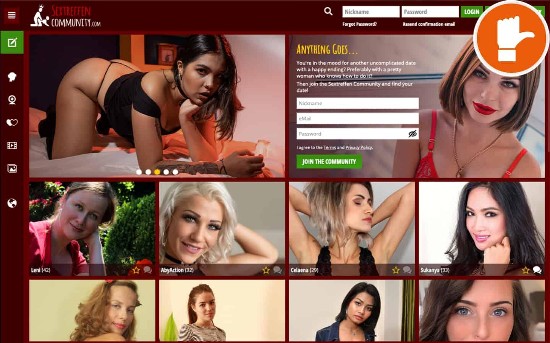 SexTreffenCommunity.com AbzockeErfahrungen