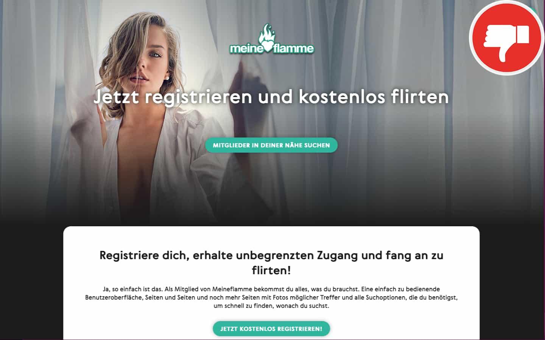 MeineFlamme.com Erfahrungen Abzocke