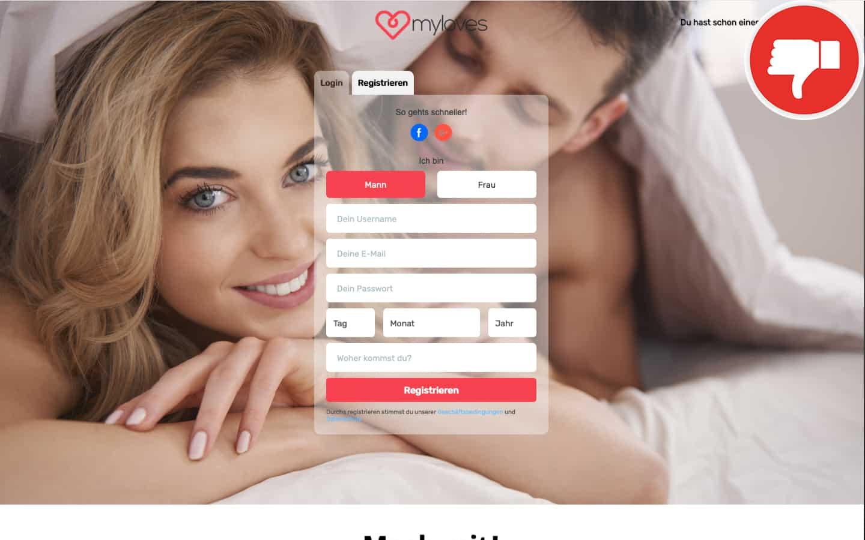 MyLoves.com Erfahrungen Abzocke