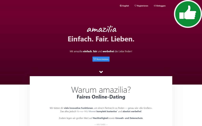 Testbericht - Amazilia.dating Abzocke