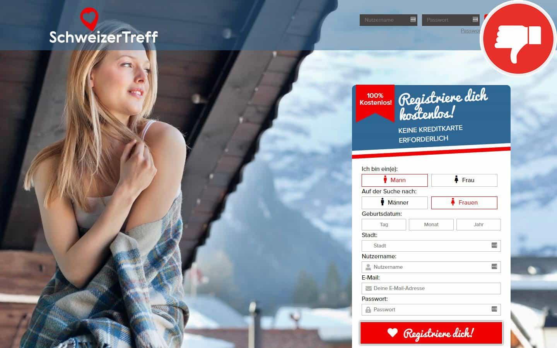 Testbericht - SchweizerTreff.com Abzocke
