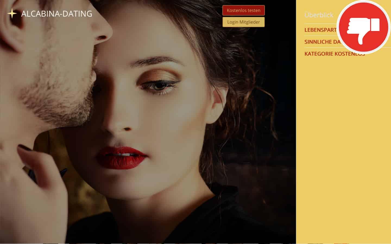 Alcabina-Dating.com Erfahrungen Abzocke