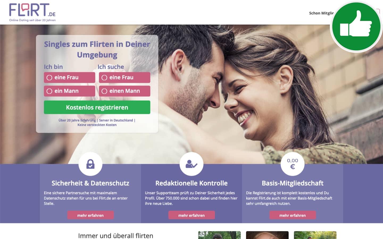 Flirt.de Erfahrungen Abzocke