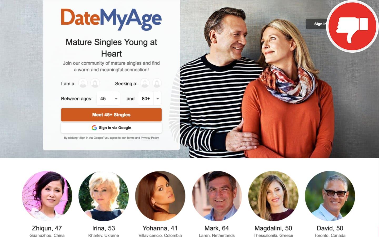 DateMyAge.com Erfahrungen Abzocke