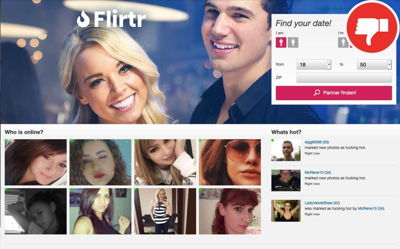 Flirtr.net Erfahrungen Abzocke