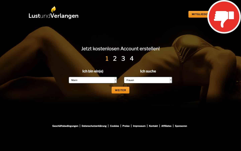 LustUndVerlangen.com Erfahrungen Abzocke