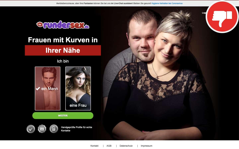 RunderSex.de Erfahrungen Abzocke