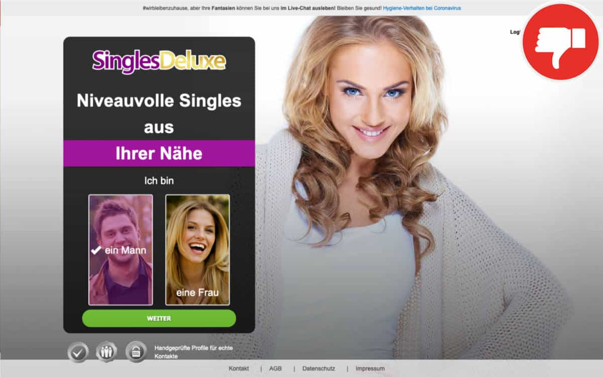 Dating-site mit sofort-chat