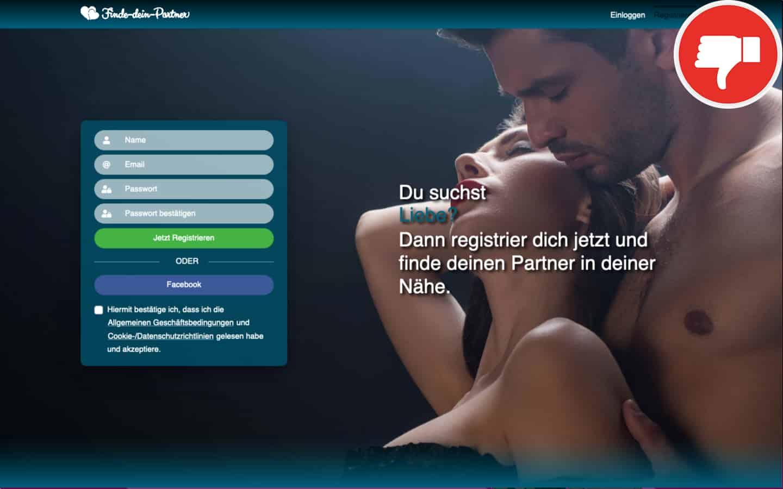 Testbericht Finde-Dein-Partner.net Abzocke