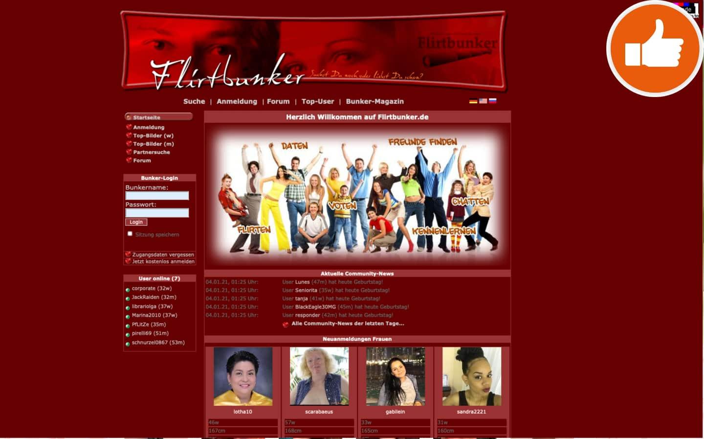 FlirtBunker.de Erfahrungen Abzocke